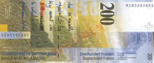 الفرنك السويسري