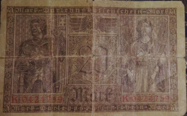 عملة المانيه قديمه
