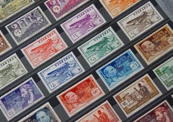 اسعار الطوابع القديمة
